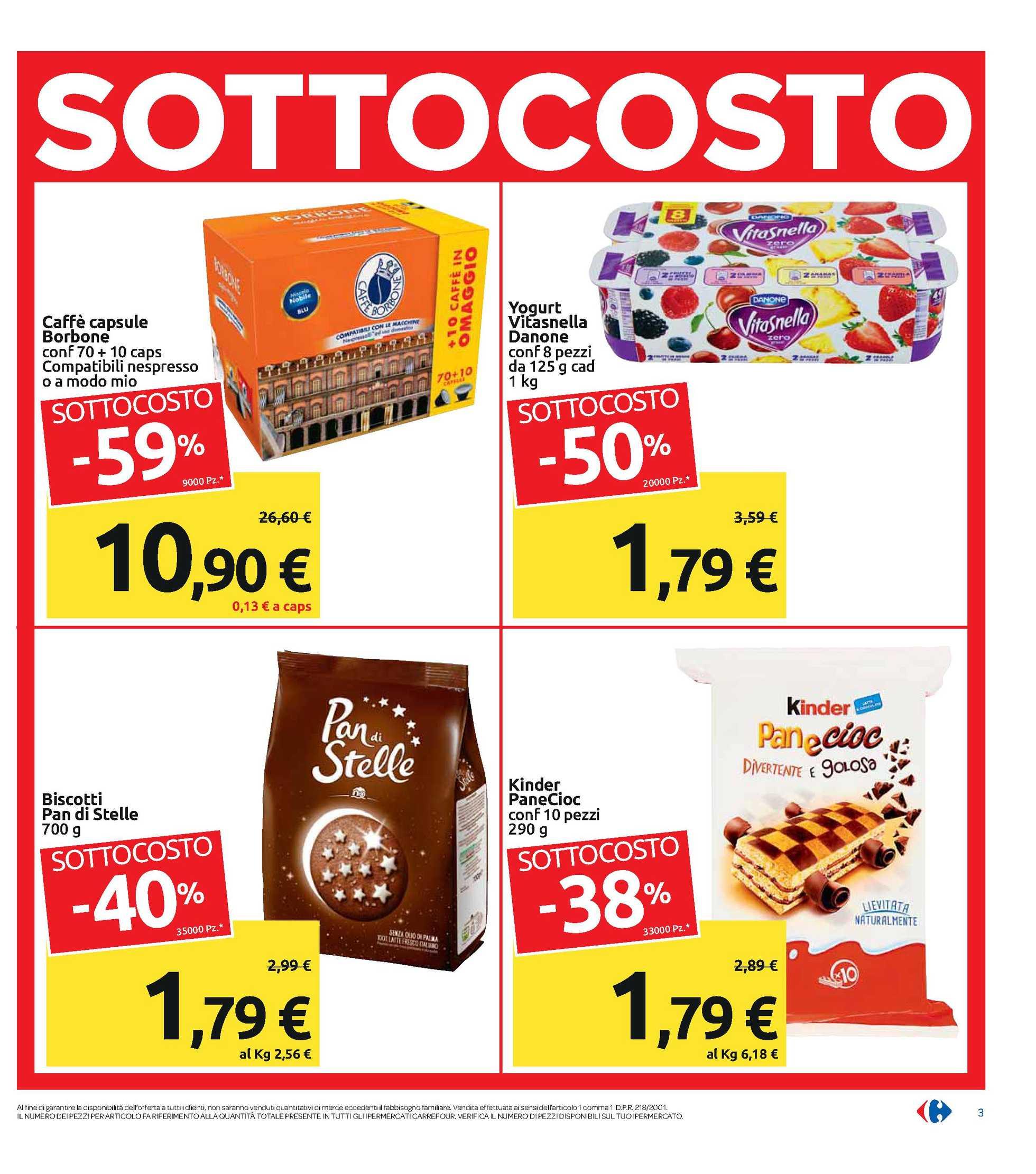 Carrefour Iper - offerte valide dal 28.08.2020 al 06.09.2020 - pagina 3.