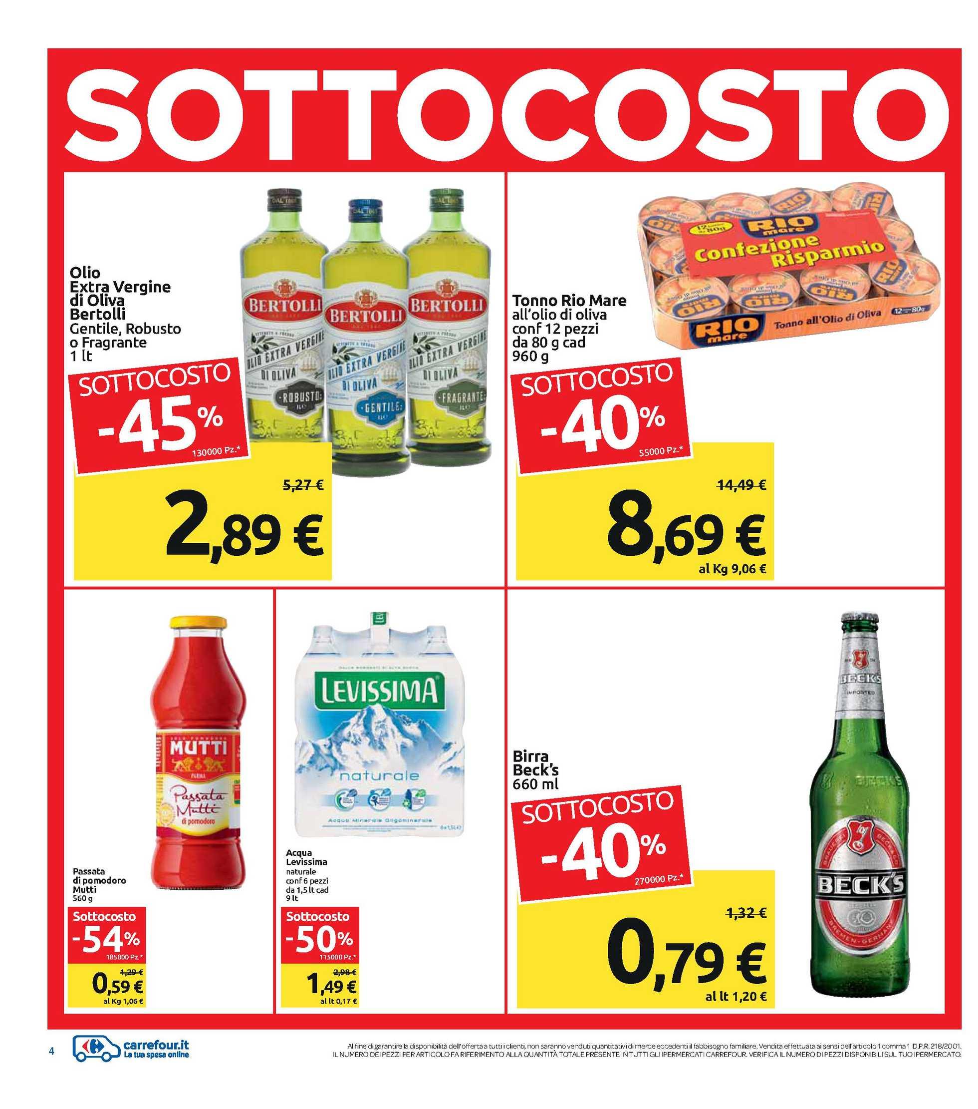 Carrefour Iper - offerte valide dal 28.08.2020 al 06.09.2020 - pagina 4.