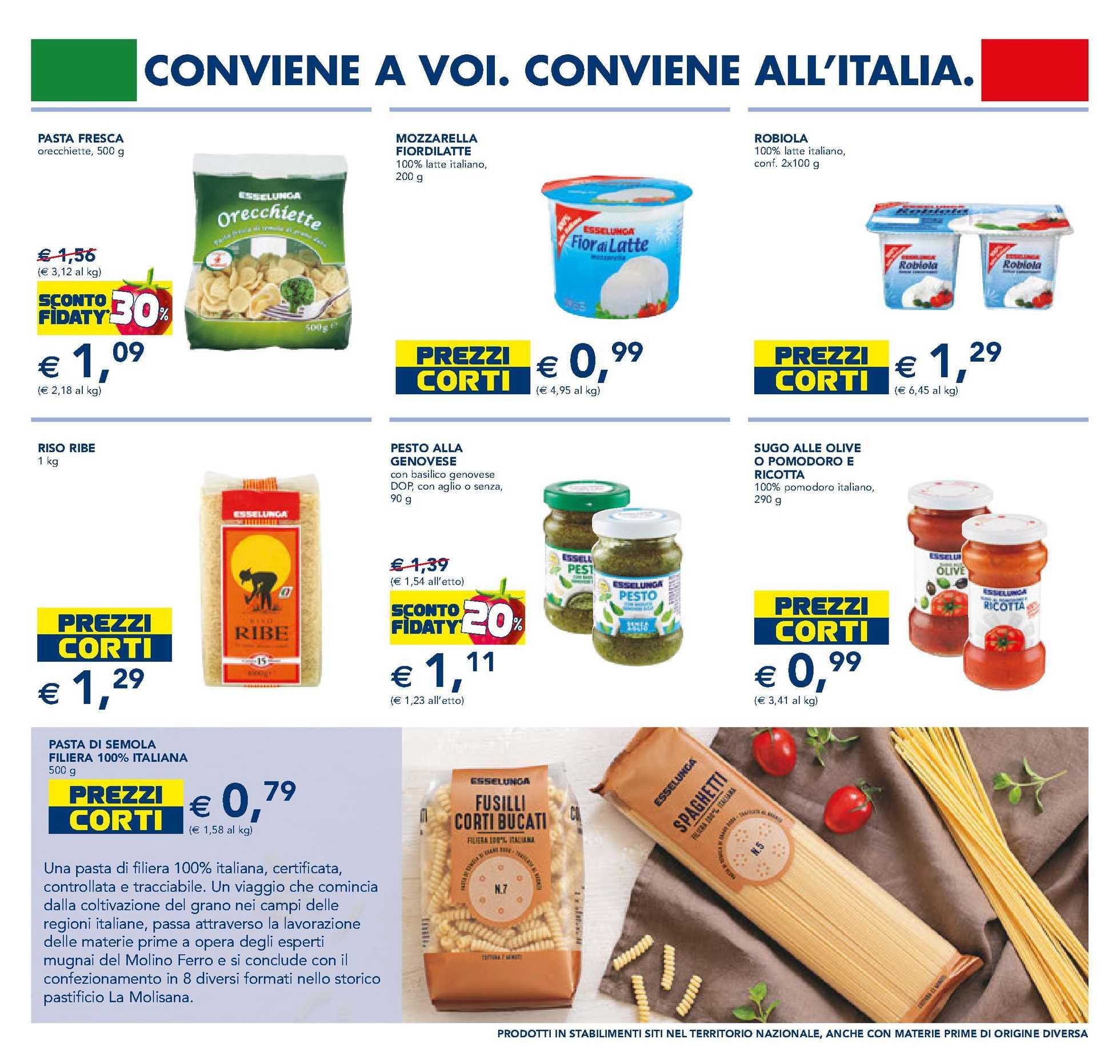 Esselunga - offerte valide dal 06.08.2020 al 19.08.2020 - pagina 3.