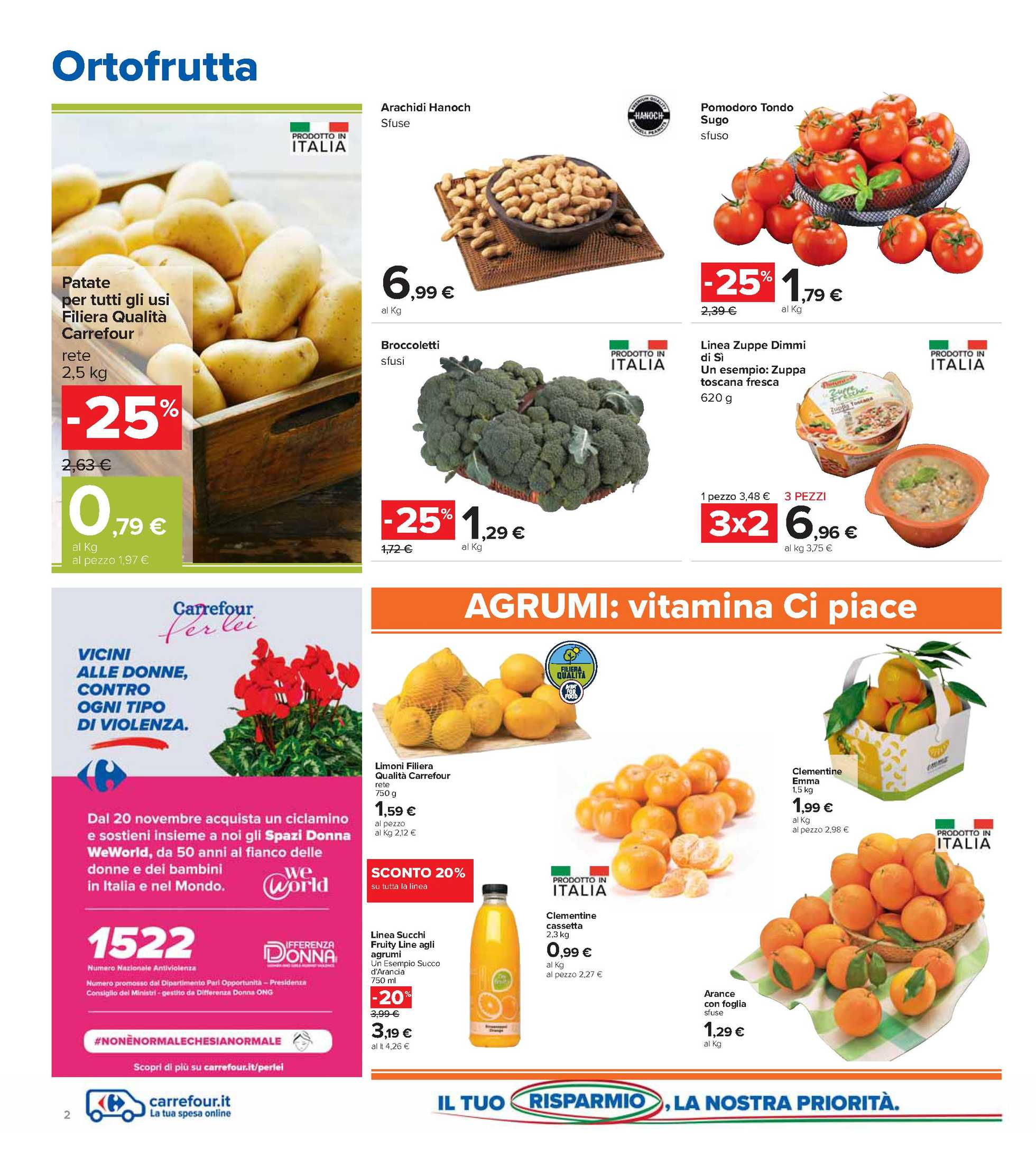 Carrefour Iper - offerte valide dal 20.11.2020 al 30.11.2020 - pagina 2.