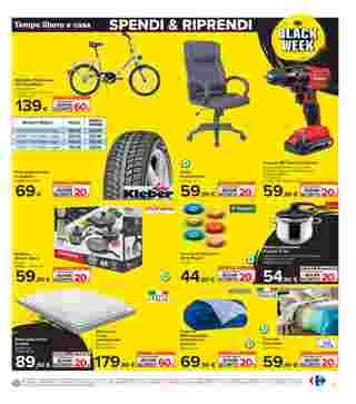 Carrefour Iper - offerte valide dal 20.11.2020 al 30.11.2020 - pagina 22.