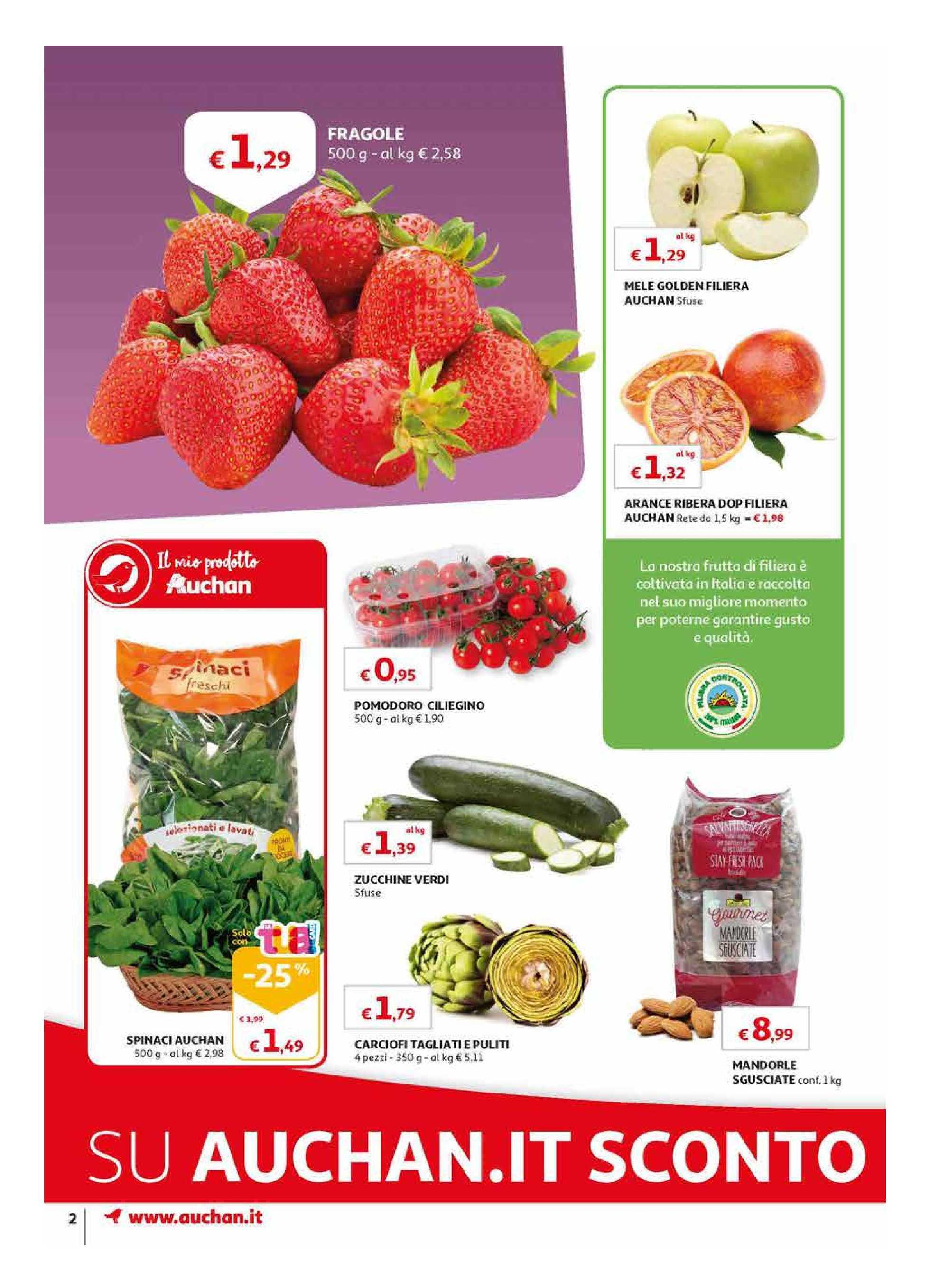 Auchan - offerte valide dal 21.03.2019 al 01.04.2019 - pagina 2.