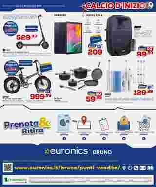Euronics Bruno - offerte valide dal 14.09.2020 al 30.09.2020 - pagina 16.