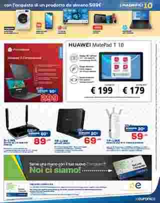 Euronics Bruno - offerte valide dal 01.10.2020 al 14.10.2020 - pagina 7.