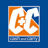 C+C Cash and Carry logo